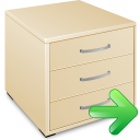 Cabinet icon png