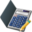Calculator icon png