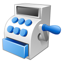 Cashier icon png