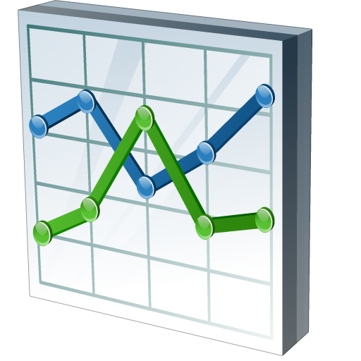 Chart icon png