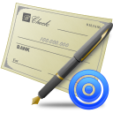 Cheque icon png