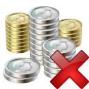 Coins icon png