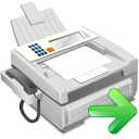 Fax icon png