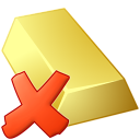 Gold Bar icon png