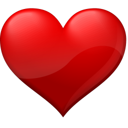 Heart icon png