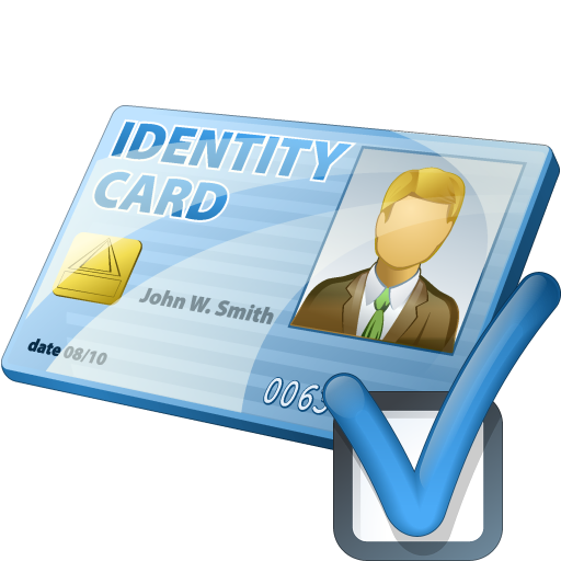 ID Card icon png