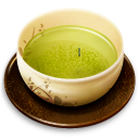 Japan Yunomi tea cup icon png