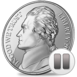 Nickel icon png