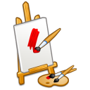 Easel icon png