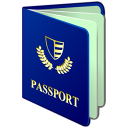 Passport icon png