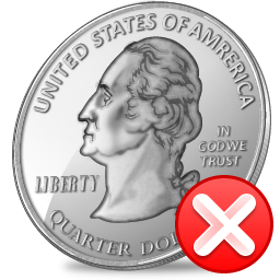 Quarter icon png