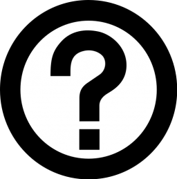 Question icon png