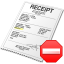 Receipt icon png