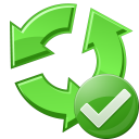 Recycle icon png