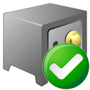 Safe icon png