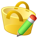 Shopping basket icon png