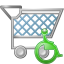 Shopping bag icon png