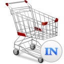 Shopping cart icon png