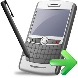 Smartphone icon png