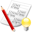 Spread sheet icon png