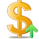Us Dollar sign icon png