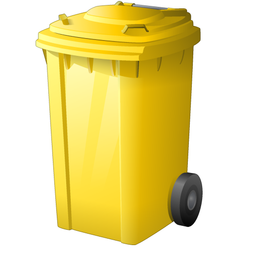 Waste Container icon png