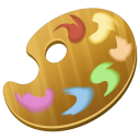 Palette icon png